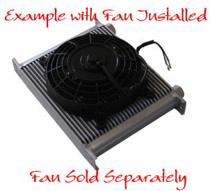 Large Oil Cooler